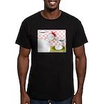 S'Awright! Men's Fitted T-Shirt (dark)