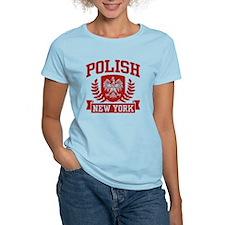 Polish New York T-Shirt