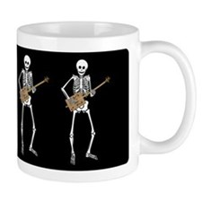 Cigar Box Guitar Bones Mug