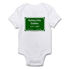 Rolling Hills Estates Infant Bodysuit