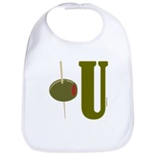OLIVE U (I LOVE YOU) Bib