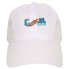 Cute Swimmer designs Baseball Cap
