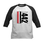 Oldsmobile 442 Kids Baseball Jersey