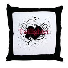 Twilighter Throw Pillow