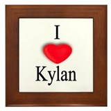 Kylan Framed Tile