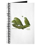 Kakapo and Chicks Journal