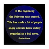 Douglas adams Drink Coasters