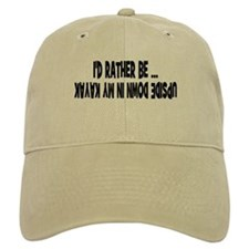 I'd Rather Be... Upside Down Baseball Cap