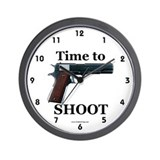 Time to shoot Wall Clocks