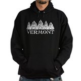 VT Winter Evergreens Hoodie
