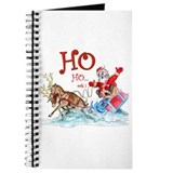 HO HO Ooh! Santa Journal