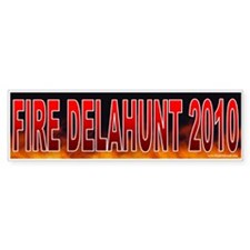 Fire William DeLahunt (sticker)