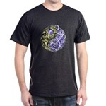 Yin Yang Earth Dark T-Shirt