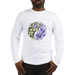 Yin Yang Earth Long Sleeve T-Shirt