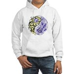 Yin Yang Earth Hooded Sweatshirt