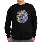 Yin Yang Earth Sweatshirt (dark)