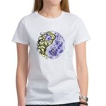 Yin Yang Earth Women's T-Shirt