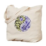 Yin Yang Earth Tote Bag