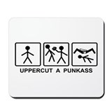 Uppercut: Mousepad