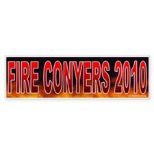 Fire John Conyers (sticker)