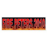 Fire Gary Peters (sticker)