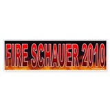 Fire Mark Schauer (sticker)