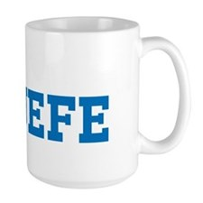 El Jefe Ceramic Mugs (The Boss)