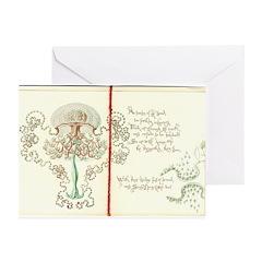 Sog-Nug-hotep 7 Greeting Cards (Pk of 10)