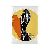 Maltese Falcon Rectangle Magnet