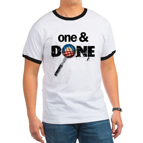 One & DONE Ringer T