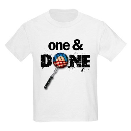 One & DONE Kids Light T-Shirt