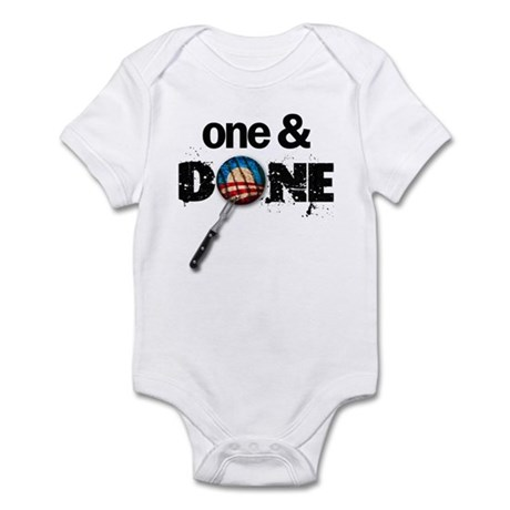 One & DONE Infant Bodysuit