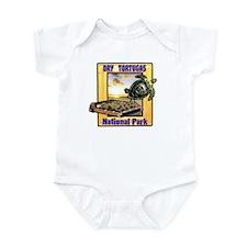 Dry Tortugas National Park Infant Bodysuit