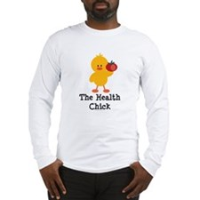 The Health Chick Long Sleeve T-Shirt
