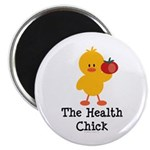 The Health Chick Magnet
