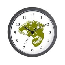 Jeepster Wall Clock