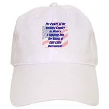Ugly Little Bureaucrats Baseball Cap