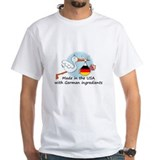 Stork Baby Germany USA Shirt