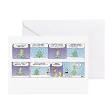 B.C. Christmas Greeting Cards (Pk of 20)