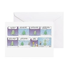 B.C. Christmas Greeting Cards (Pk of 10)