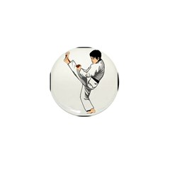 Martial Arts Mini Button (10 pack)