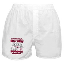 Unique Bow wow Boxer Shorts