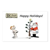 B.C. Holiday Postcards (Package of 8)