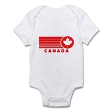 Vintage Canada Infant Bodysuit