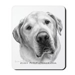 Max, Lab-Bull Terrier Mix Mousepad