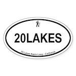 20 Lakes Basin Loop