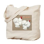 Bantam Cochins Tote Bag