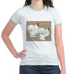 Bantam Cochins Jr. Ringer T-Shirt