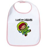 #8 I Love My Daddies Bib