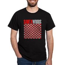 Santa Woods Hoes T-Shirt